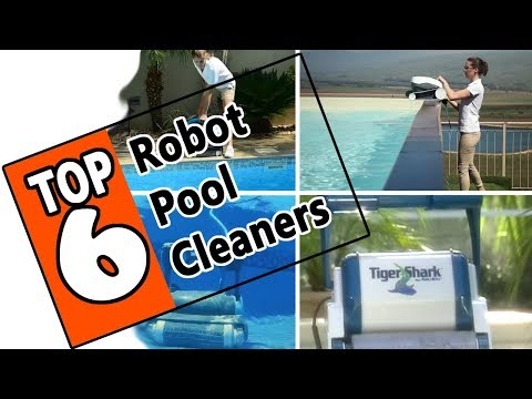 🌻 Best Robot Pool Cleaner 2019 - 6 Top-Rated Automatic Pool Vacuum Cleaners Reviewed