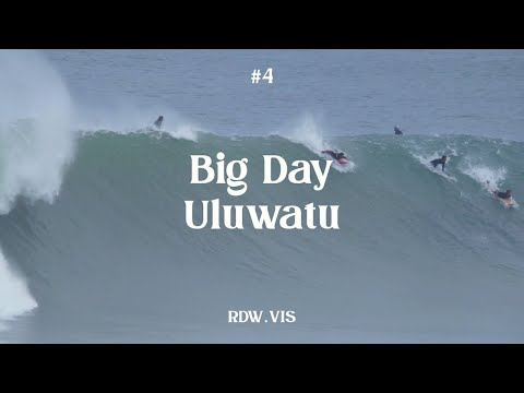 Mega Artana - Big day at ulu on the last swell!