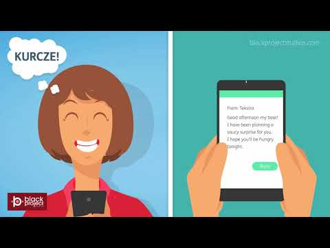proof reading service animated video