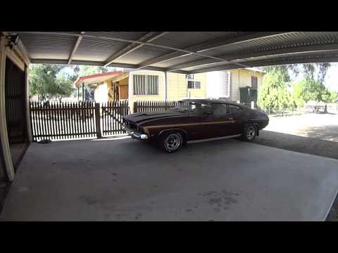 Barn Find XB Falcon Coupe NFLB