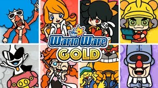 WarioWare Gold - Story Mode FULL GAME Walkthrough
