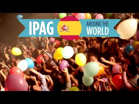Expat' IPAG 🇪🇸 Spain, Madrid: Marie / Universidad Juan Carlos