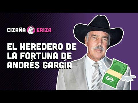 Roberto Palazuelos se convierte en heredero universal de Andrés García | Cizaña Eriza