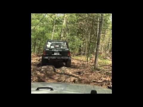 Jeep Topless Day Monson Mass Trail 2 with Dave Tucker