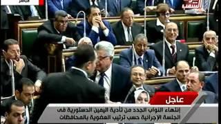 بكري لمرتضى منصور: عشان خاطري عيد القسم.. والأخير: مش طايق 25 يناير