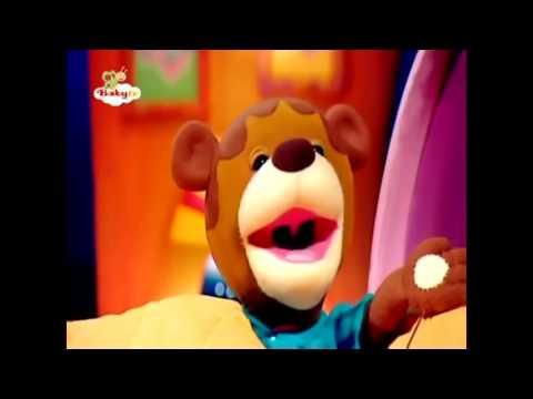 Buenas noches osito Teddy (Mando a Distancia Mágico) Español (latino) Baby tv
