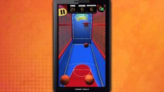 BasketBall Shooter - Magma Mobile Game