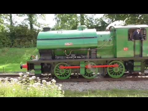Spa Valley Railway 20th Birthday Bash gala 26th August 2017