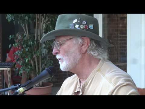 Bill Staines performs at the Durham NH Public Library