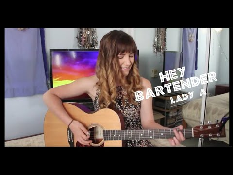 Dana Hassall - Hey Bartender by Lady Antebellum | Cover Me Up