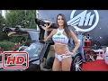 Hot Girls & Cars - SEMA Show 2016
