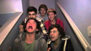 One Direction Video Diaries Audio Mashup
