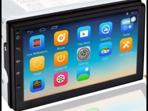 Android Новое Меню Штатная Магнитола для Nissan и Hyundai Универсальная Магнитола 2Din.