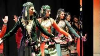 Acharuli dance music (gandagana)