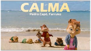 Baixar Pedro Capó, Farruko - Calma | Alvin and the Chipmunks