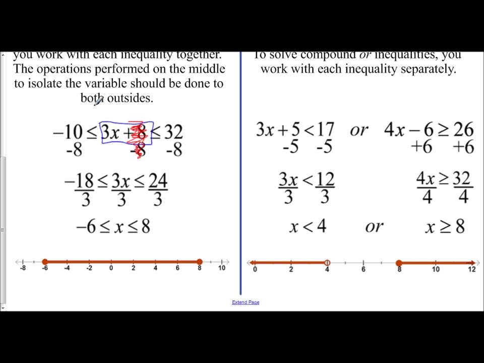 Lesson 1 3 Intro To Pound Inequalities