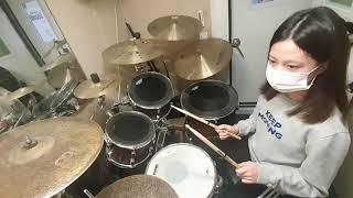 윤서의 워커홀릭(BOL4) 드럼연주