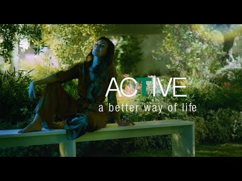 Active | A better way of life