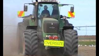 Fendt 930 with 12 leg ripper