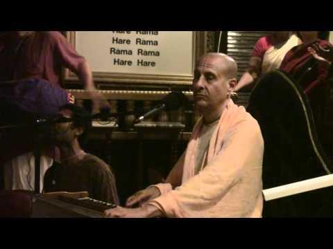 Bhajan - Radhanath Swami - Hare Krishna