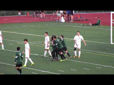 Upland vs Damien High School Soccer #1