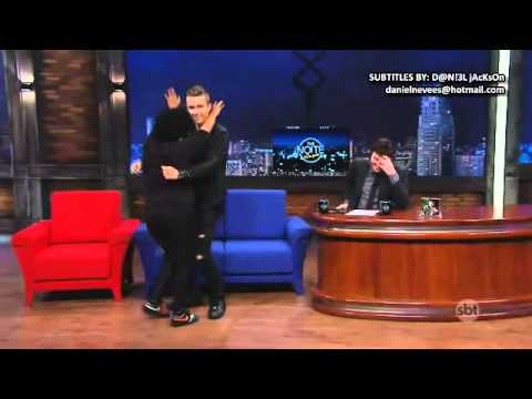 Ian Thomas : The Tonight Show (Brazil) English Subtitles