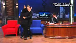 Ian Thomas : The Tonight Show (Brazil) English Subtitles