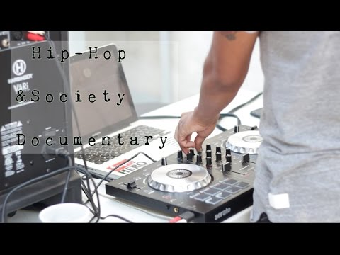 Hiphop and Society Promo