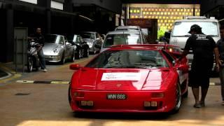 1993 Lamborghini Diablo VT Arrival