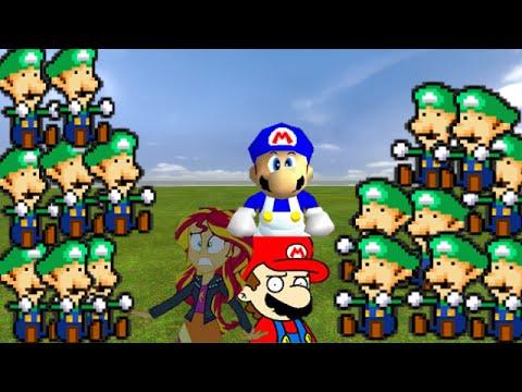 Smg4 Luigi Labyrinth