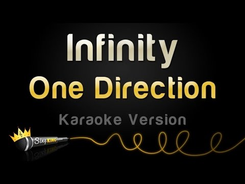 One Direction - Infinity (Karaoke Version)