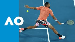 Nick Kyrgios' Best Shots | Australian Open 2020