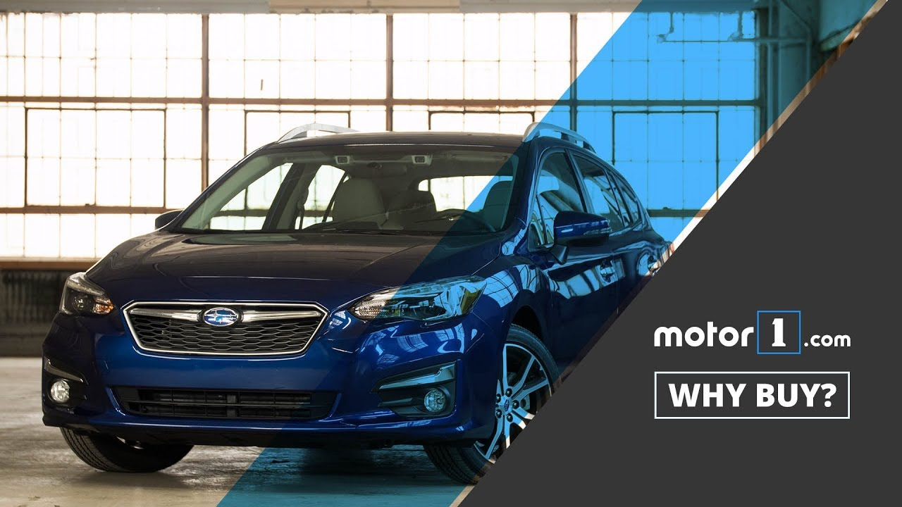 2017 Subaru Impreza Wagon Review