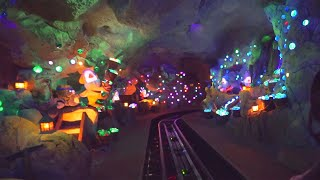 Seven Dwarfs Mine Train (HyperSmooth POV) Magic Kingdom - Walt Disney World