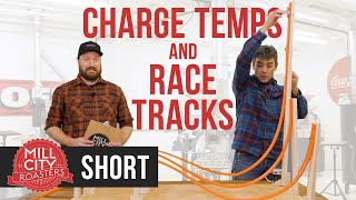 Educational Short: Charge Temps + Race Tracks