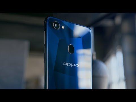 Обзор Oppo F7
