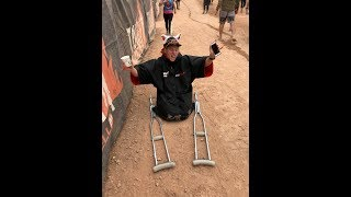 World's Toughest Mudder 2017 - From Injury to Recovery
