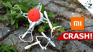 I Crashed my Xiaomi Mitu Drone - Flight Test/Review!