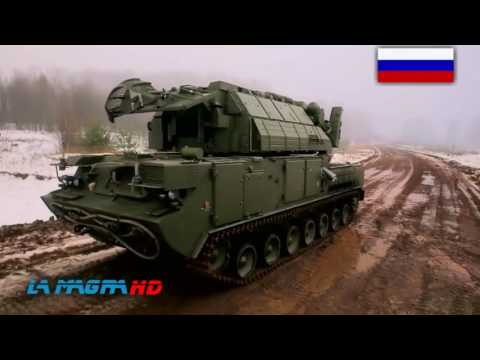 Russian TOR-М2КМ (9К331МКМ) - Missile System