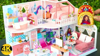 DIY Miniature Dollhouse Room ~ Raya Room Decor, Backpack