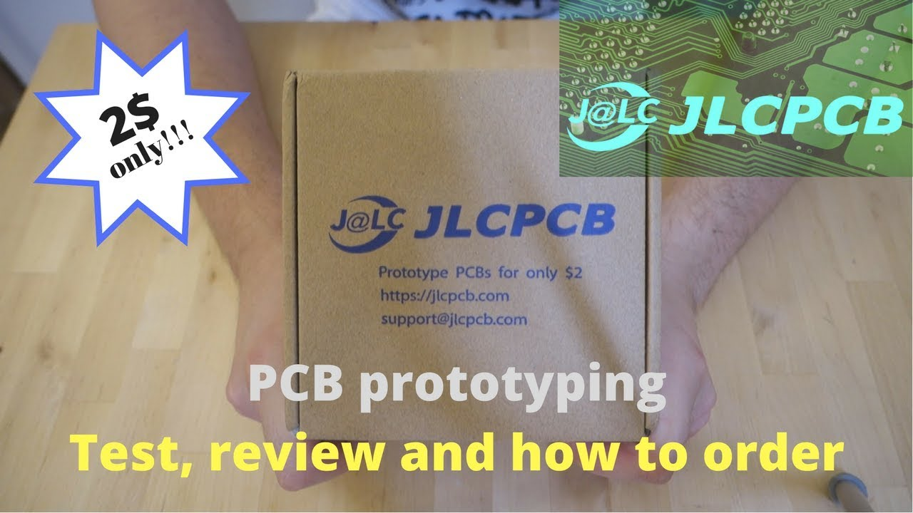 How to Order Cheap Custom PCB Online at JLCPCB: 4 Steps