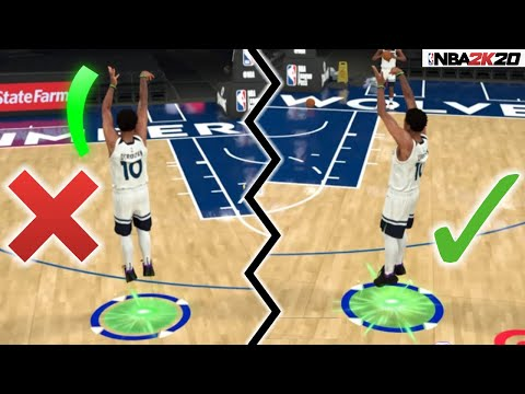 HOW TO GREEN EVERY SHOT IN NBA 2K20 MYTEAM! USE THESE SHOOTING TIPS TO GO 12-0 IN UNLIMITED! from YouTube · Duration:  10 minutes 18 seconds