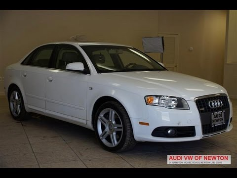 2008 audi a4 2 0t s line quattro youtube. Black Bedroom Furniture Sets. Home Design Ideas