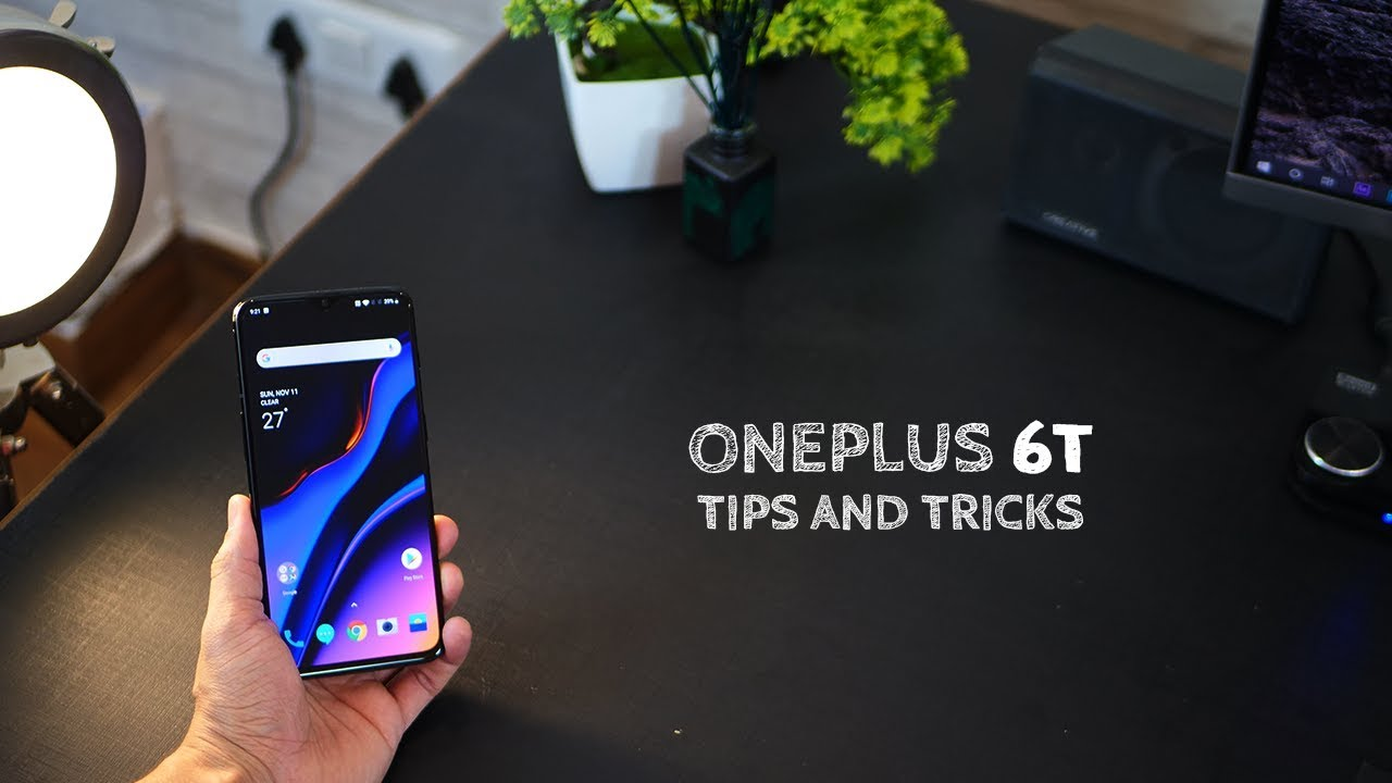OnePlus 6T Best Tips and Tricks