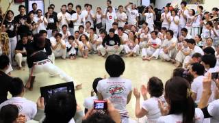 5th Batizado and Capoeira Festival of Grupo Bantus Capoeira Japan