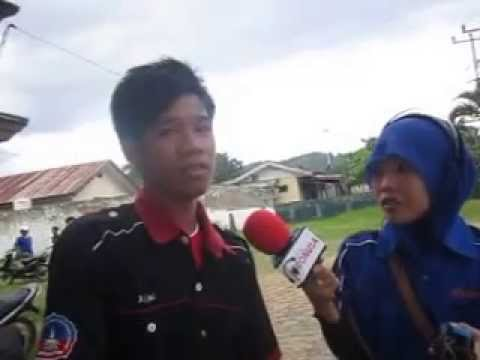 ijalk wawancara (interview) english camp USN kolaka, english departemen 2010