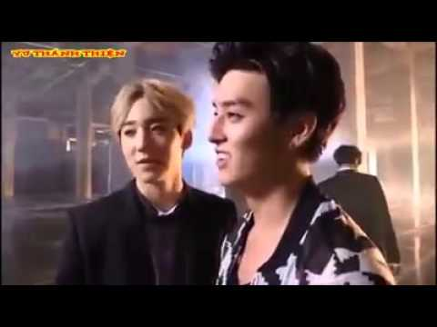 Idol Hàn quốc kiss nhau thật kute =)) :yu: