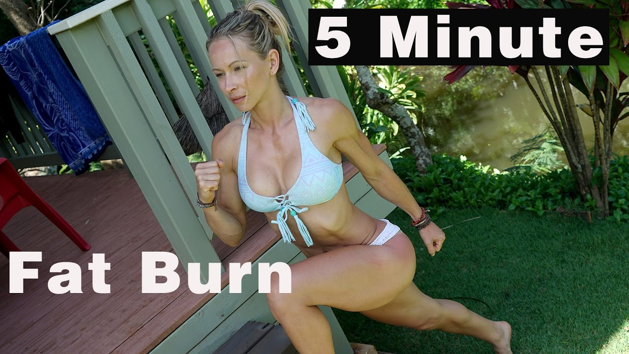 5 Workout124 Burning Bikini Fat Minute srdtChQ
