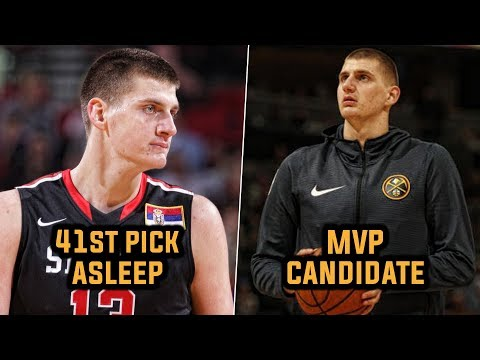 Nikola Jokic's CRAZY Draft Night Story