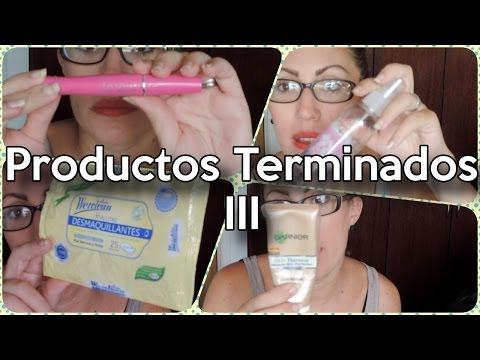 Productos Terminados III con Reseña- EUGE NOYA URUGUAY